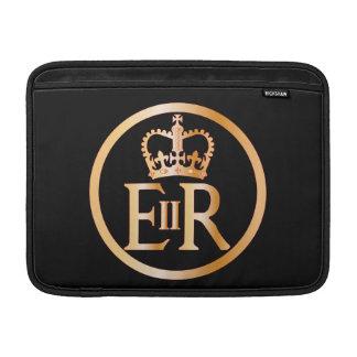 Elizabeth's Reign Emblem MacBook Sleeve