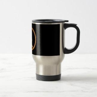 Elizabeth's Reign Emblem Travel Mug