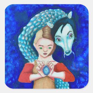 Elizarin Sticker