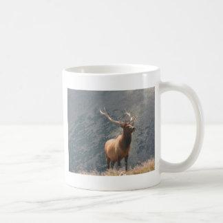 Elk 2 basic white mug