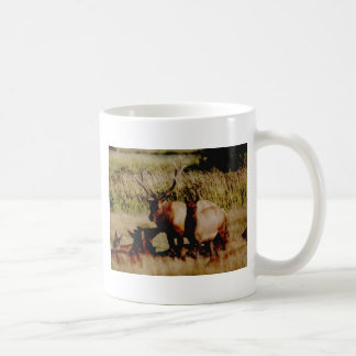 elk anyone? basic white mug