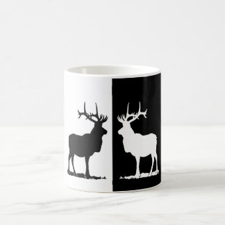 Elk Basic White Mug
