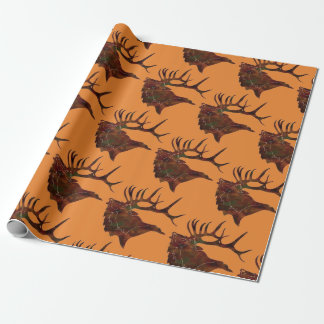 """Elk Bugle"" Wrapping Paper"
