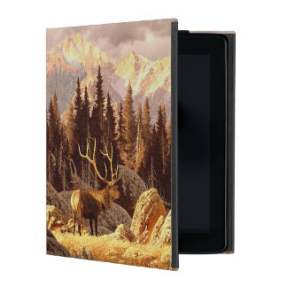 Elk Bull iPad Case