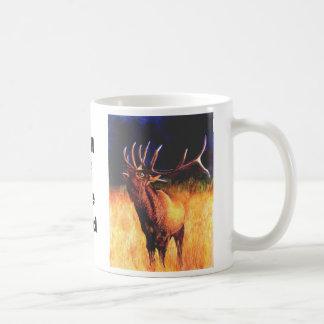 Elk Call of the Wild, Mug