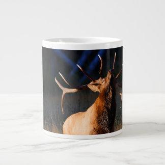 Elk Charging Jumbo Mug
