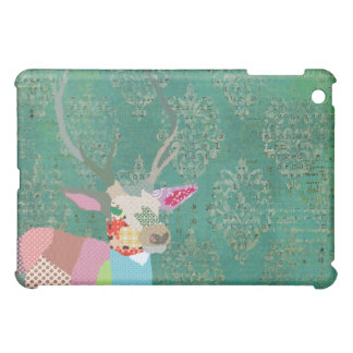 Elk Damask Case Cover For The iPad Mini