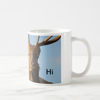 Elk Good Morning Basic White Mug
