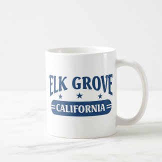 Elk Grove California Basic White Mug