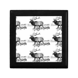 elk herd art yeah gift box