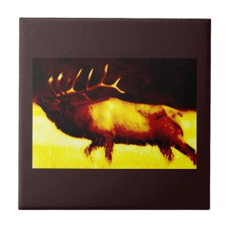 Elk Horn Elk Tile