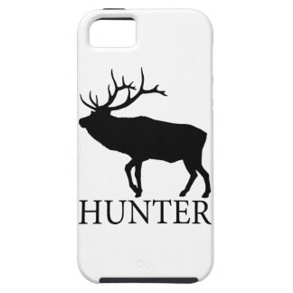 Elk Hunter iPhone 5 Cover