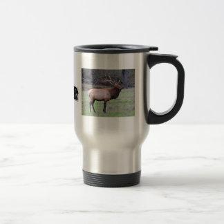 Elk hunter mugs