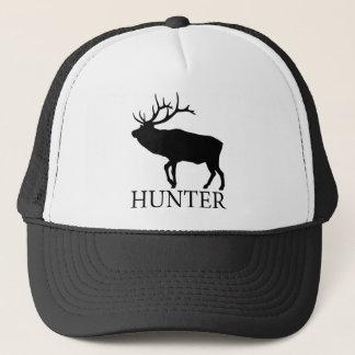 Elk Hunter Trucker Hat