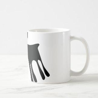 Elk/Moose Basic White Mug