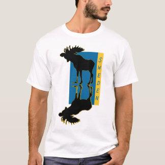 elk Moose Elch sweden T-Shirt