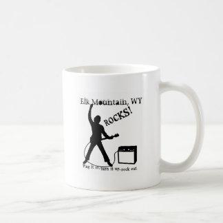 Elk Mountain, WY Coffee Mug