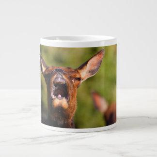 elk 20 oz large ceramic coffee mug