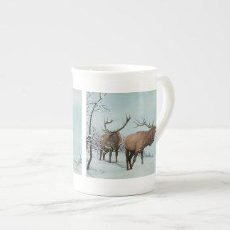 Elk Mug Bone China Mug