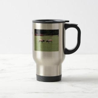 Elk Play Travel Mug