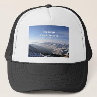 Elk Range, Crested Butte, CO Trucker Hat