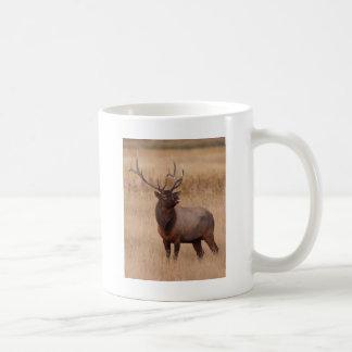 elk raspberry basic white mug