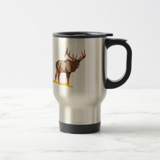 Elk Stainless Steel Travel Mug