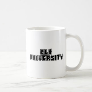 Elk University Mug
