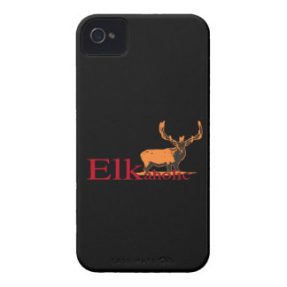 Elkaholic 2 iPhone 4 cover