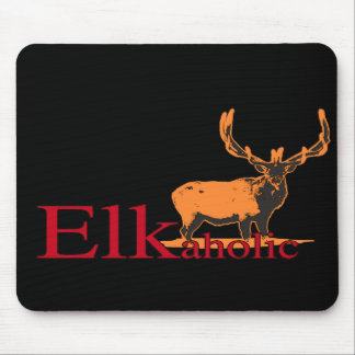 Elkaholic 2 mouse pad