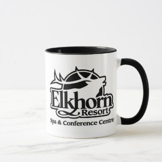 Elkhorn Resort Large Mug