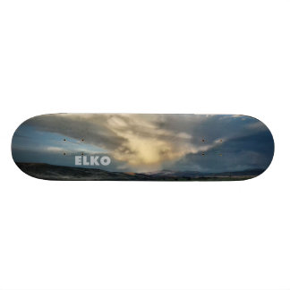 Elko Custom Skateboard