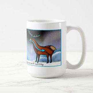 Elks - Aurora Coffee Mug
