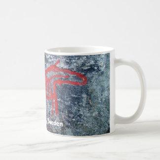 Elks Basic White Mug
