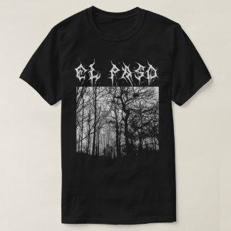 Ell Paso Black Metal T-shirt