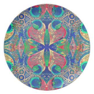 Ella Blue Plate