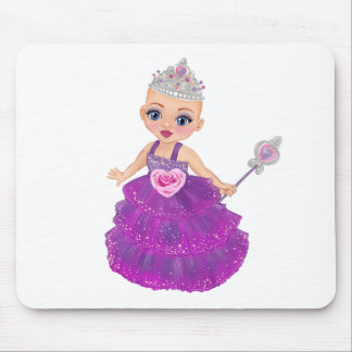 Ella The Enchanted Princess Who Are You? Mouse Pad