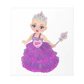 Ella The Enchanted Princess Who Are You? Notepad