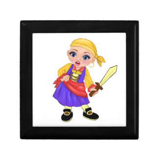 Ella The Enchanted Princess Who Are You? Pirate Gift Box