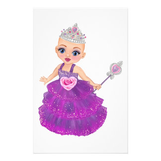 Ella The Enchanted Princess Who Are You? Stationery