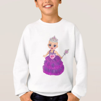 Ella The Enchanted Princess Who Are You? Sweatshirt