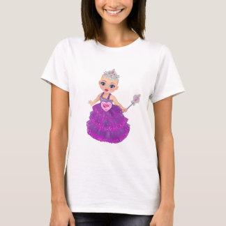 Ella The Enchanted Princess Who Are You? T-Shirt