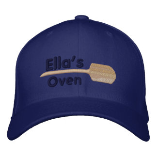 Ella's Oven, Embroidered Hat