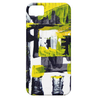 Elle-abstract-010-1620-Original-Abstract-Art-untit Barely There iPhone 5 Case