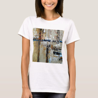Elle-abstract-025-2424-WP-Original-Abstract-Art-Re T-Shirt