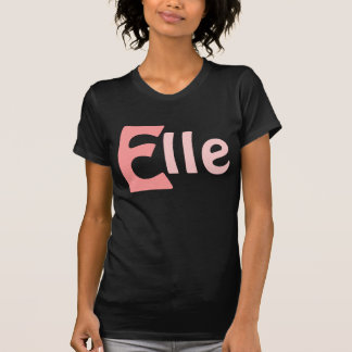 Elle French T-shirt