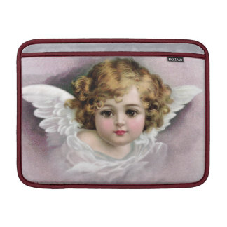 Ellen H. Clapsaddle: Charming Angel Sleeve For MacBook Air