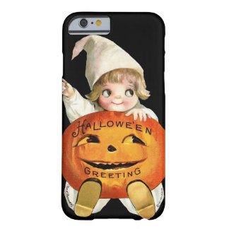 Ellen H. Clapsaddle: Little Pumpkin Boy Barely There iPhone 6 Case