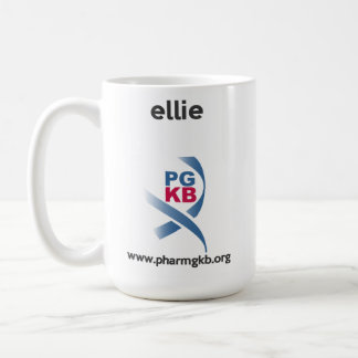 ellie coffee mug