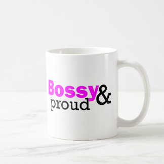 Ellie Rose - Bossy & Proud Coffee Mug